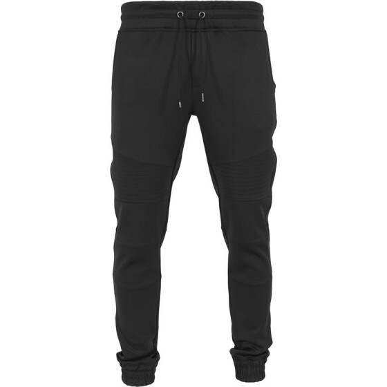 Urban Classics Scuba Fitted Biker Pants, black