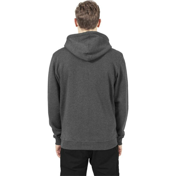 Urban Classics Relaxed Zip Hoody, charcoal
