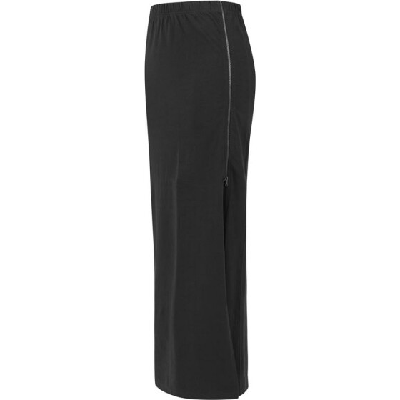 Urban Classics Ladies Side Zip Skirt, black