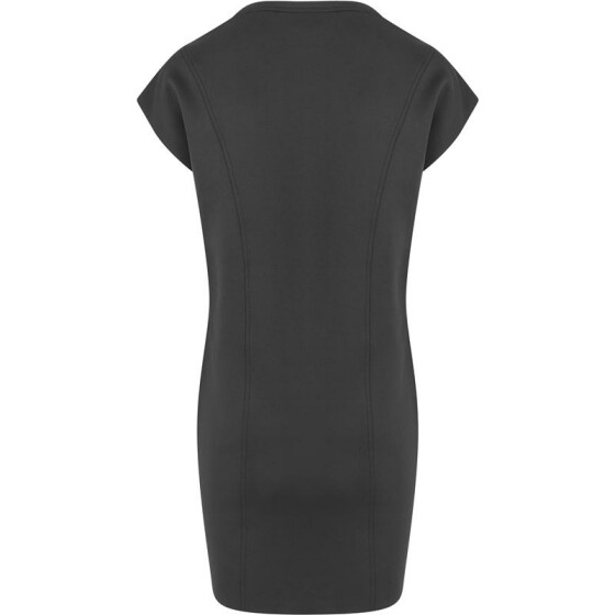 Urban Classics Ladies Scuba Dress, black
