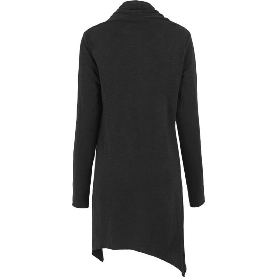 Urban Classics Ladies Terry Cardigan, black