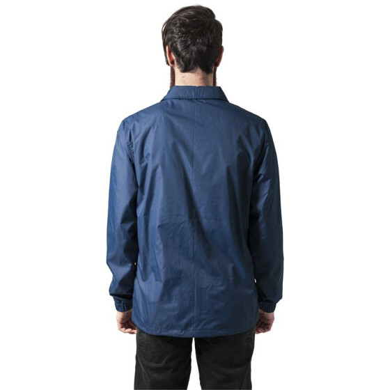 Urban Classics Coach Jacket, navy