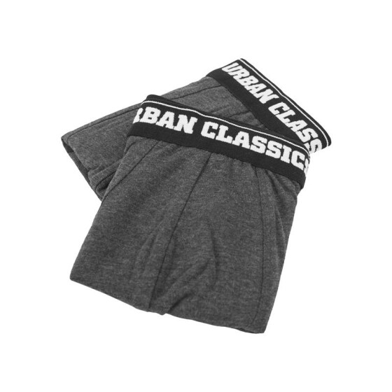 Urban Classics Men Boxer Shorts Double Pack, cha/cha