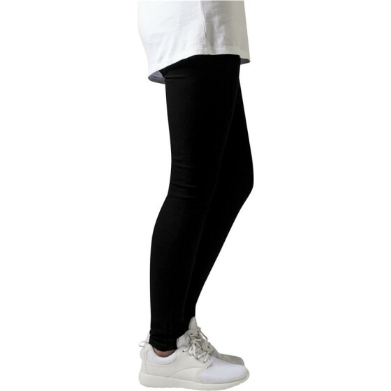 Urban Classics Ladies Skinny Pants, black
