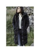 Urban Classics Ladies Bubble Coat, black