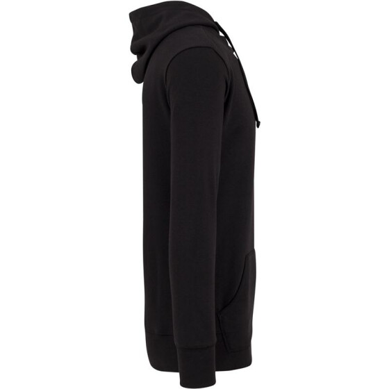 Urban Classics Loose Terry Long Hoody, black