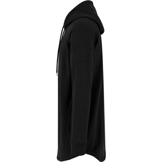 Urban Classics Long Shaped Hoody, black