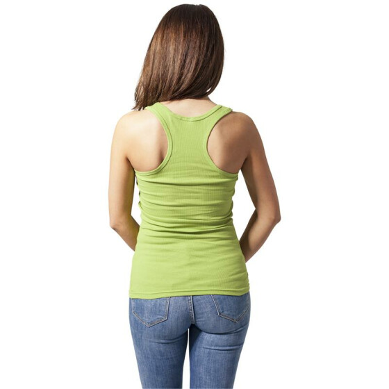 Urban Classics Ladies Tanktop, green