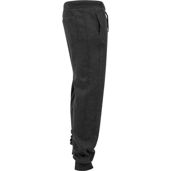 Urban Classics Straight Fit Sweatpants, charcoal