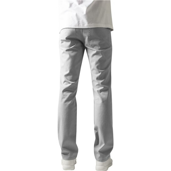 Urban Classics 5 Pocket Pants, lightgrey