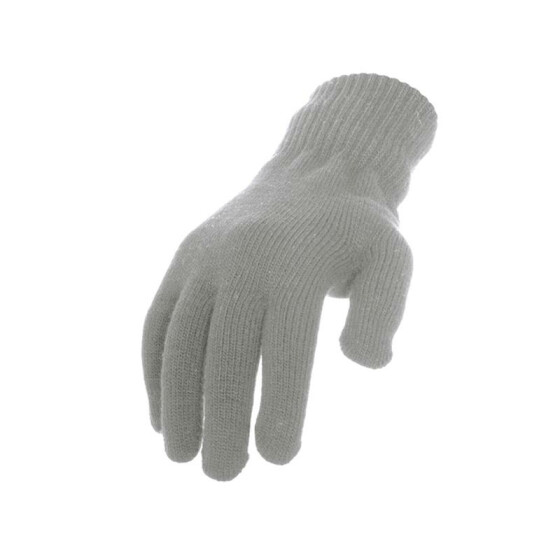 Urban Classics Knitted Gloves, grey