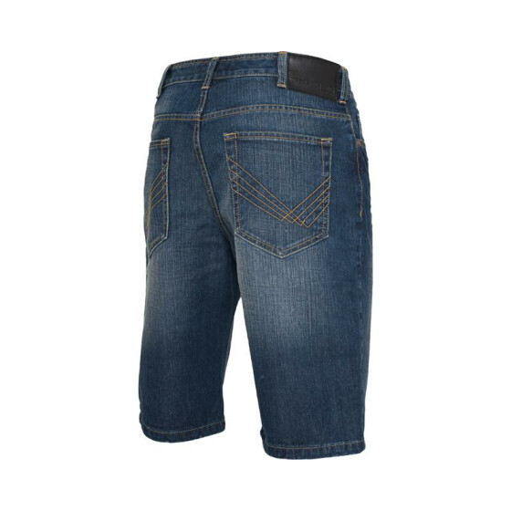 Urban Classics Loose Fit Jeans Shorts, dirty wash