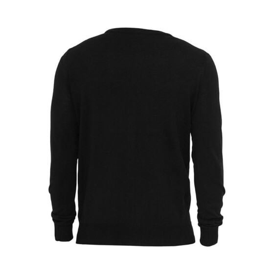 Urban Classics Knitted Cardigan, black