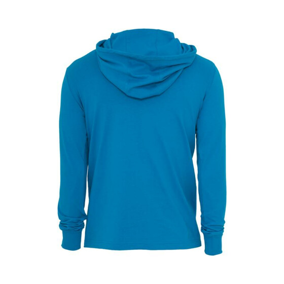 Urban Classics Jersey Hoody, turquoise