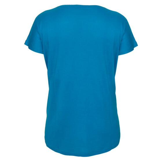 Urban Classics Ladies Loose Tee, turquoise