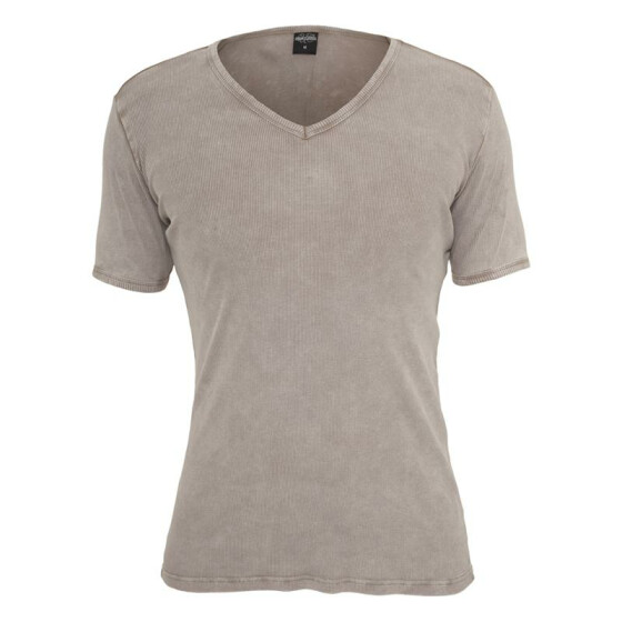 Urban Classics Faded Tee, stone