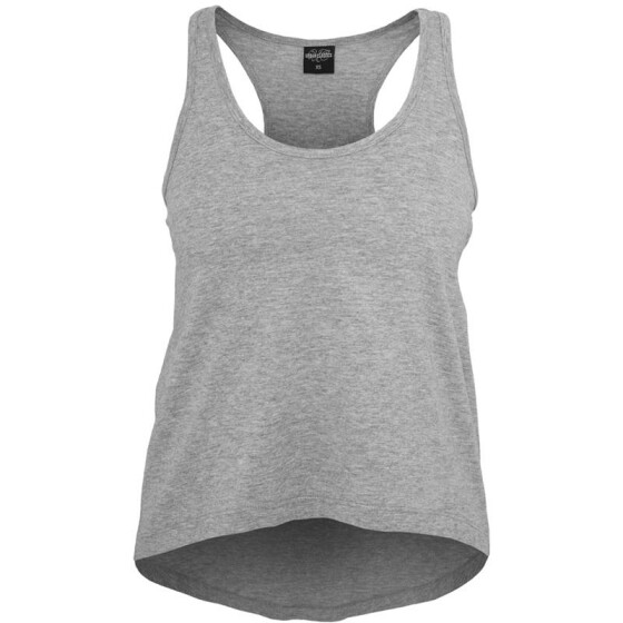Urban Classics Ladies Wide Tank, grey