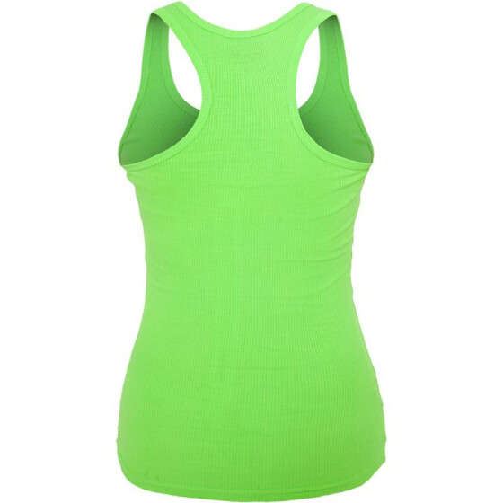 Urban Classics Ladies Neon Tanktop, neongreen