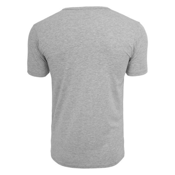 Urban Classics Fitted Stretch Tee, grey