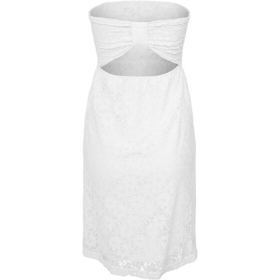 Urban Classics Ladies Laces Dress, white