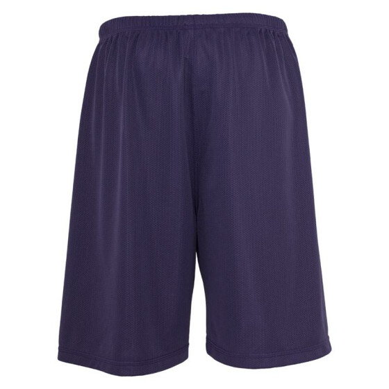 Urban Classics Kids Bball Mesh Shorts, purple