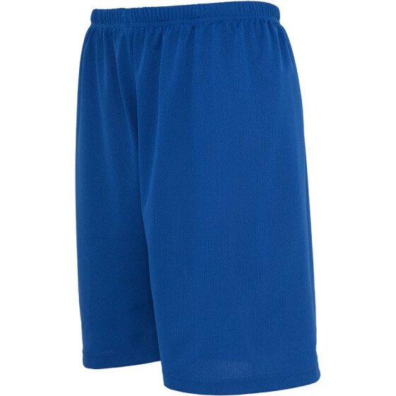 Urban Classics Kids Bball Mesh Shorts, royal