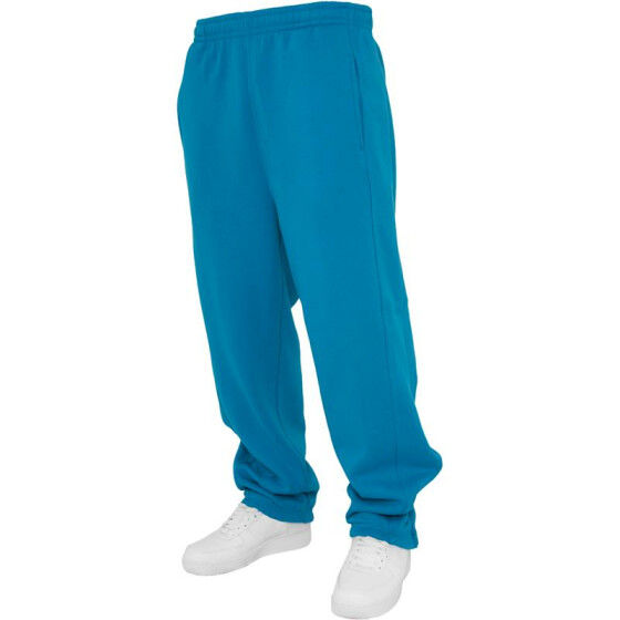 Urban Classics Kids Sweatpants, turquoise
