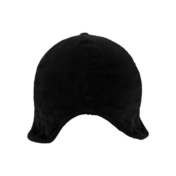 Flexfit Roy Earflap Cap, black