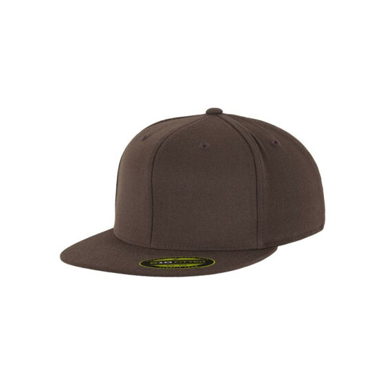 Flexfit Premium 210 Fitted, brown S/M