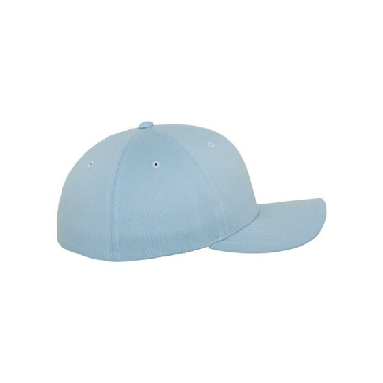 Flexfit Wooly Combed, Carolina Blue S/M
