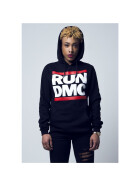 Mister Tee Run DMC Logo Hoody, black L
