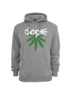 Mister Tee Switch Dope Hoody, h.grey L