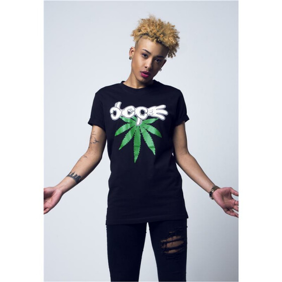 Mister Tee Switch Dope Tee, black S