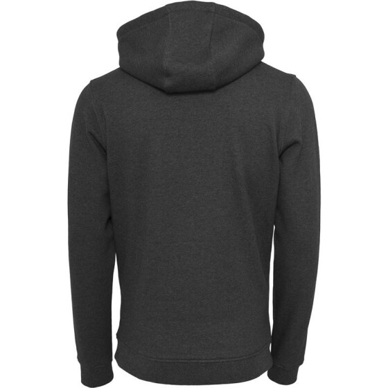 Mister Tee Ruthless Hoody, charcoal XL
