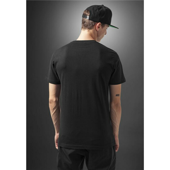 Mister Tee 99 Problems Block Camo Tee, black XXL