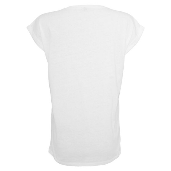 Mister Tee Ladies Cheap Thrills Tee, white M