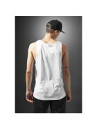 Mister Tee Famous Tanktop, white L