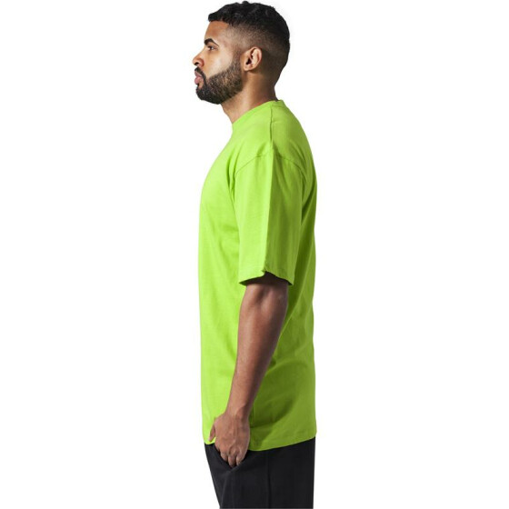 Urban Classics Tall Tee, limegreen 6XL