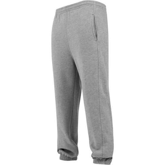 Urban Classics Sweatpants, grey XS