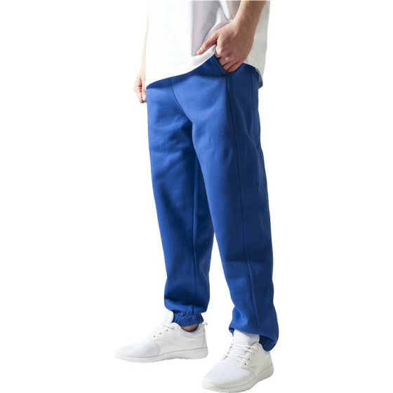 Urban Classics Sweatpants, royal 4XL