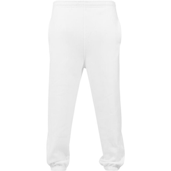 Urban Classics Sweatpants, white 5XL
