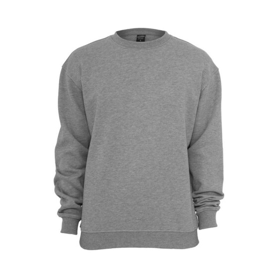 Urban Classics Crewneck Sweatshirt, grey XL