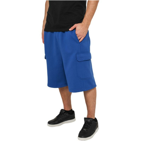 Urban Classics Cargo Sweatshorts, royal L