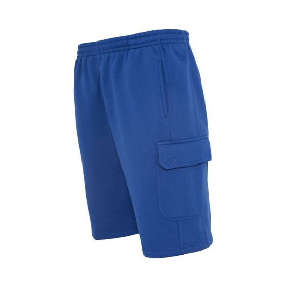 Urban Classics Cargo Sweatshorts, royal 3XL