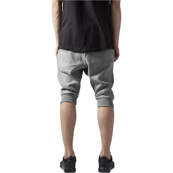 Urban Classics Deep Crotch Undefined Sweatshorts, grey XXL