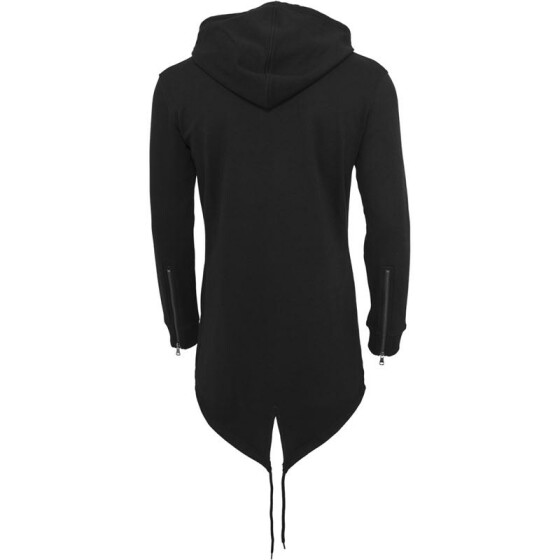 Urban Classics Sweat Parka, black M