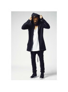 Urban Classics Sweat Parka, black XL