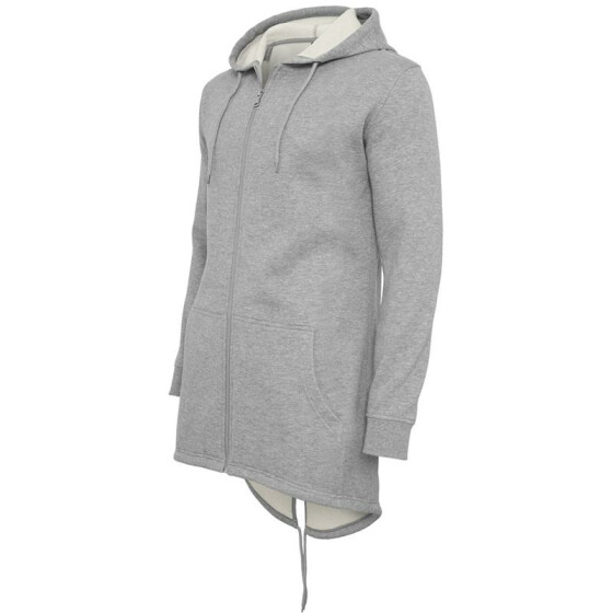 Urban Classics Sweat Parka, grey S