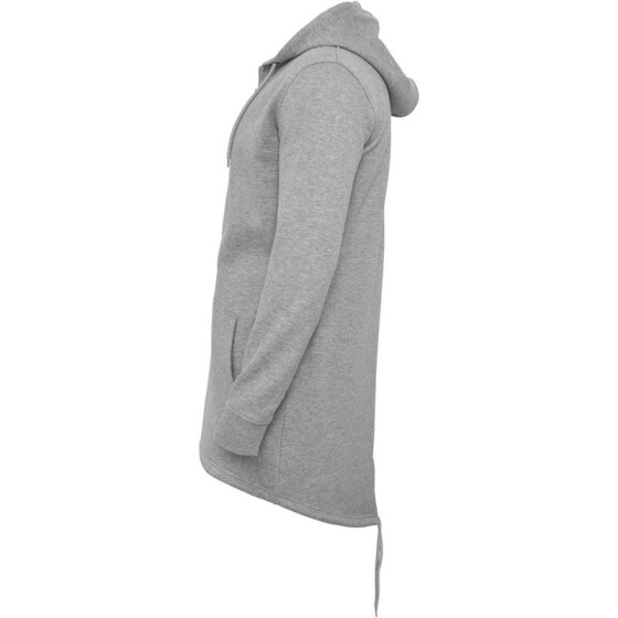 Urban Classics Sweat Parka, grey L