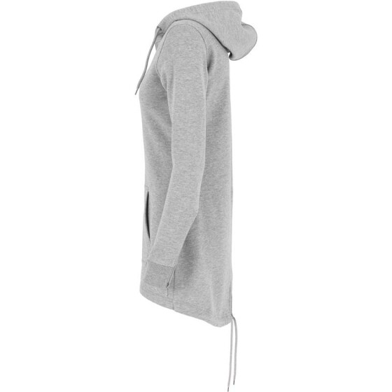 Urban Classics Ladies Sweat Parka, grey S